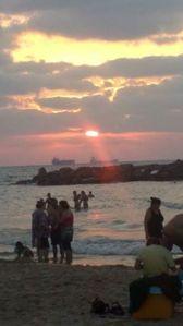 Ashquelon Beach